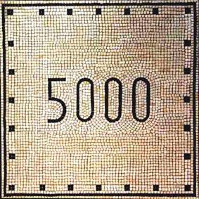 ERMETE tecnica mista su tela 70x70  1994
