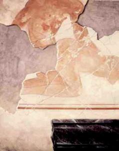 ERO tecnica mista su tela  100x80  1993