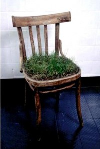 TEMPO Prato su sedia
